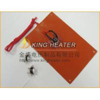 silicone rubber heater with built-out thermostat Manufactures