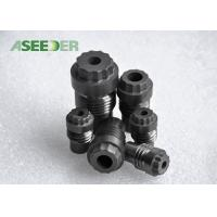 Buy cheap 100% Tungsten Carbide Nozzle / Multi Function Cemented Carbide Wear Parts from wholesalers