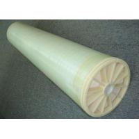 Buy cheap Seawater Desalinator Blackish Water Ro Cartridge Replacement , 4040 Ro Membrane product