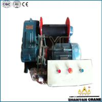 Buy cheap Electric winches 240v from wholesalers