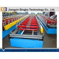 Buy cheap Double Layer Roof Panel Roll Forming Machine Exhibition Halls Use from wholesalers