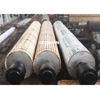 Buy cheap Coated Suction Press Roll Paper Machine , Brown Suction Couch Roll Paper Machine from wholesalers