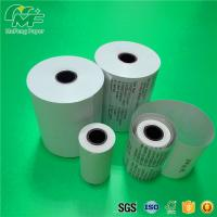 Buy cheap Hot sell high quality 100% virgin wood pulp thermal paper rolls 80*80 from wholesalers