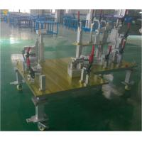 Buy cheap Assy Inspection Fixture Automotive Part , 1120kg Customized Welding Jig from wholesalers