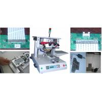 Buy cheap linear guideway moving single-position hot bar welding machine CWPP-1A from wholesalers