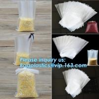 Buy cheap Environmental Protection Plastic PVA Dog Type Water Soluble bags, Natural Water Soluble Laundry bag, Water soluble laund from wholesalers