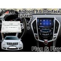 China 16GB ROM Android Car Interface For Cadillac SRX CUE System 2014-2018 Spotify Google Chrome Play Store on sale