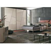 Buy cheap E1 MDF Melamine Finishing Bedroom Furniture/ Glass/ Hotel and Resort Furniture from wholesalers
