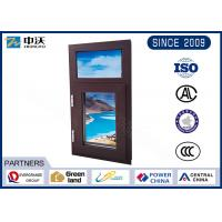 Wholesale Gal. Steel Fire Resistant Windows With Manual Switch High Strength from china suppliers