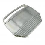 Buy cheap Precision Short Run CNC Machining Parts , Aluminum Motorcycle Parts Powder Coated from wholesalers