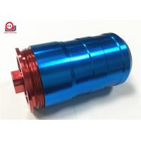 Buy cheap Custom Size Thread Parts , Colorful Precision Mechanical Components from wholesalers