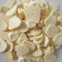 Wholesale Healthy Freeze Dried Food Wholesale White Freeze Dried Garlic Slices from china suppliers