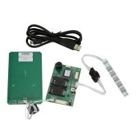 Buy cheap RFID USB Smart Car Reader Writer For TWO SAM Cards , Contactless RF Card Reader from wholesalers