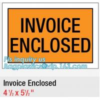 Buy cheap packing list envelope for AWB, packing list envelope mailing bag for express, Packing List Enclosed Envelopes, bagease from wholesalers