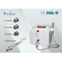Buy cheap Portable skin rejuvenation micro needle fractional rf machine with 0.5-3mm depth product