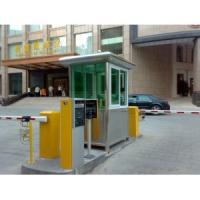 Long Range 3 - 15M Automated Car Parking System with ID Reader for Government Building Manufactures