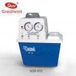Buy cheap Zhengzhou Greatwall 2-Head Recirculating Water Vacuum Pump SHB-III series from wholesalers