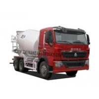 Buy cheap HOWO-T7H ZZ5257GJBN364HD1 6X4 Concrete Mixer Truck from wholesalers