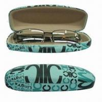 Buy cheap Eyeglass Cases, Various Styles and Colors are Available from wholesalers