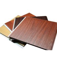 Buy cheap DIY Pattern Plastic Suspended Ceiling Tiles from wholesalers