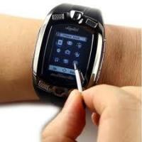 Buy cheap Cell Phone Wrist Watches cell phones Q8+  from wholesalers