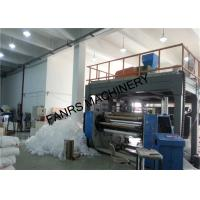 Stretch Film Jumbo Roll Forming Machine For Rewinding Machine With 3 Layers Manufactures