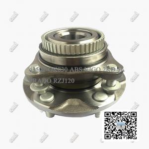 China 43502-OK030 Automotive Wheel Bearings , Car Hub Bearing ABS VIGO 2KD 5L PRADO RZJ120 TRJ120 KZJ on sale