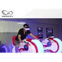 Wholesale 220V 9D VR Motorbike Racing Game Simulator Virtual Reality Platform from china suppliers