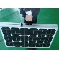 Wholesale Monocrystalline Rollable Solar Panel36Cells Hydrophobic Layer With Light Absorb from china suppliers