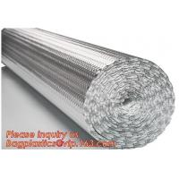 Buy cheap Aluminum Bubble Foil Heat Reflective Insulation Sheets for roof floor an dwall,epe Foam Insulation Material Sheet /Fire from wholesalers