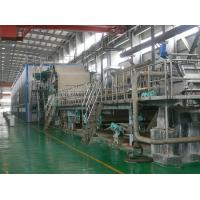 Buy cheap High speed/ Hot sell Carton paper machine, Carton paper product line, Accept product