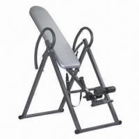 Buy cheap Inversion table with CE/fitness equipment/turnover machine/handstand machine from wholesalers