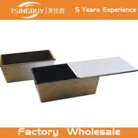 Buy cheap Factory direct wholesale bread toast loaf pan-loaf bread pan for bakeware from wholesalers