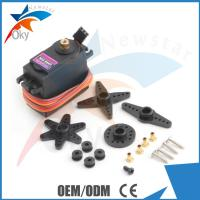 China MG996R Metal Gear Servo Motor 180 Degrees For Boat Car / Truck / Plane / Robot on sale