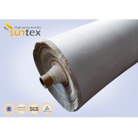 Buy cheap 1200C Ceramics Fiber Cloth With Stainless Steel Wire Heat Insulation Materials from wholesalers