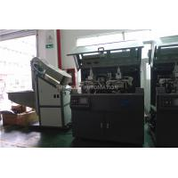 Buy cheap Three Color Hot Foil Stamping Machine Curved Surface 3600Pcs / Hr from wholesalers