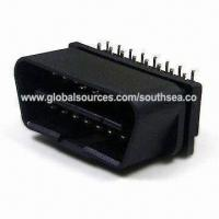 Buy cheap 16-pin Male Type Automotive Connector to Wire Harness, Used for Power from wholesalers