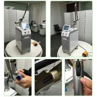 Buy cheap Korea 7 joints light guiding arm100% energy output  Q-switched Nd yag laser tattoo/pigment /scar removal  machine from wholesalers
