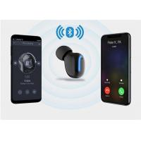 Buy cheap Q13S Mini Bluetooth Earphone Smallest Invisible Wireless Earbud Sports Car Headset with Mic USB Charging for Smartphone from wholesalers