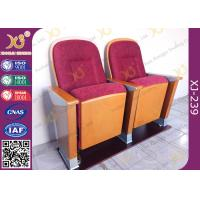 Buy cheap Church Type Fabric Auditorium Theater Chairs For Bishop And Pastor from wholesalers