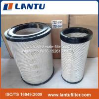 17801-3450+17801-3460 heavy truck air filter for HINO from china manufacturer