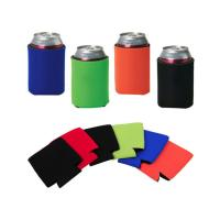 Buy cheap Custom Neoprene Stubby Beer Bottle Can Cooler Holders koozie Folding Collapsible Insulated Water Bottle Holder for 330 m from wholesalers