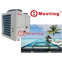 Buy cheap Air Cooled Module Water Chiller Unit With Refrigerant R407C from wholesalers