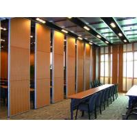 Buy cheap Automatic Movable Vertical Folding Partition Walls For Office / Meeting Room from wholesalers