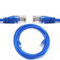 Buy cheap Factory Free Samples 3m Ethernet Cat5 Patch Cord Utp Cat5e Network Cable With Best Service from wholesalers