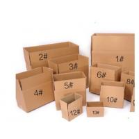 Buy cheap Handmade Custom Printed Cardboard Packing Boxes For Fruit Shipping from wholesalers