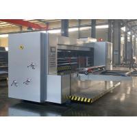 Buy cheap Automatic Carton Box Rotary Slotter Machine / Corrugated Carton Packing Machine from wholesalers