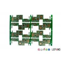Wholesale Automobile Multilayer PCB Board , PCB Printed Circuit Board Assembly ENIG Surface from china suppliers