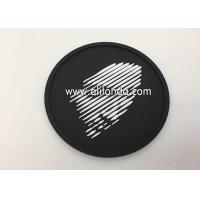 Wholesale Promotional gifts custom pvc silicone coaster with any shape figures design for oil painting exhibitions museum souvenir from china suppliers