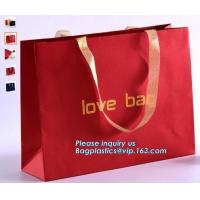"""Buy cheap Luxury Carrier Bags,Custom pattern luxury printing carrier bag with handle,Gift Bags 8x4.75x10.5"""" - 25pcs Bag Dream from wholesalers"""